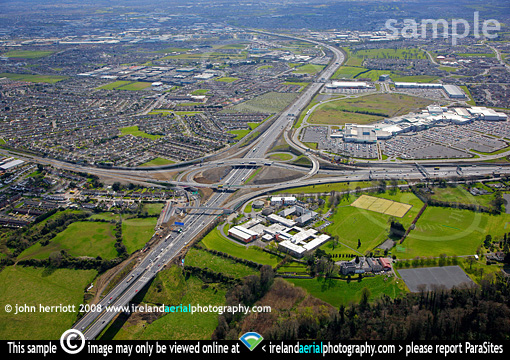 Liffey Valley and M50