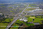 Liffey Valley and M50 Motorway