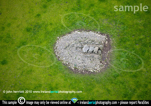 wedge tomb burnfort