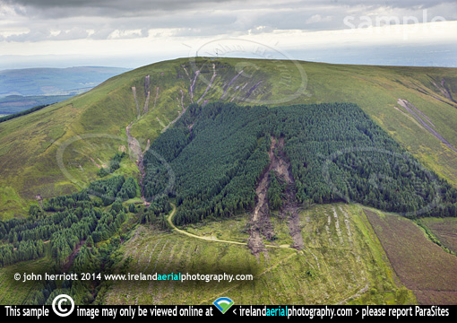 Keeper Hill landslide, Tipperary