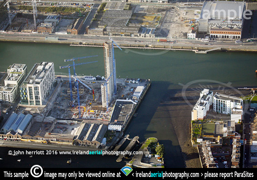 Capital Dock progress