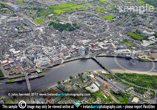 Limerick city centre