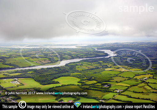River Slaney estuary