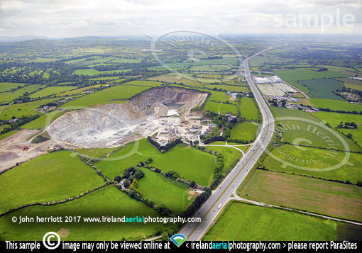 L Behan Windmill Hill Quarry