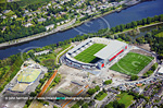 The new Pairc ui Chaoimh. Construction completed July 2017