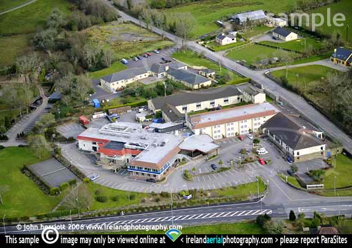 Westlodge Hotel, Bantry. Aerial photo