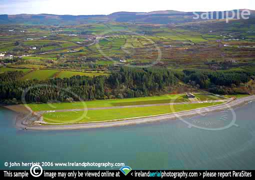 Airstrip at Bantry,