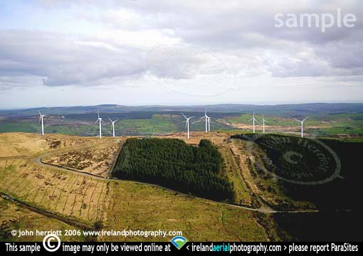 Milane Hill Wind Farm