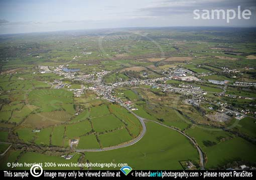 Dunmanway by helicopter