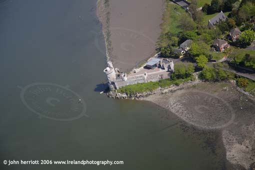 Blackrock Castle aerial viewpoint