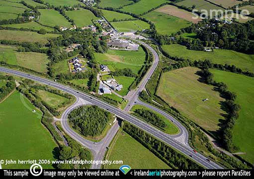 Ballinhassig Village and Roads