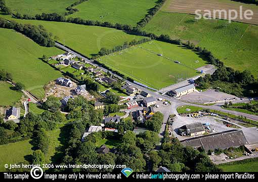 Ballinhassig from the air