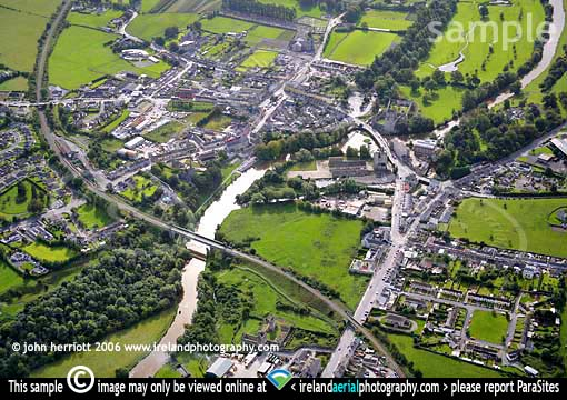 River Suir flowing Cahir