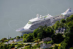 Silver Shadow at Cobh