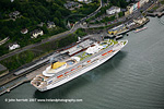 Artemis at Cobh