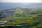 Runway approach Shannon Airport