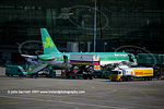 Aer Lingus at terminal