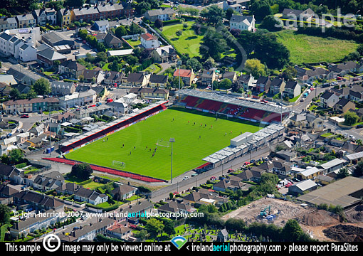 Turners Cross pitch