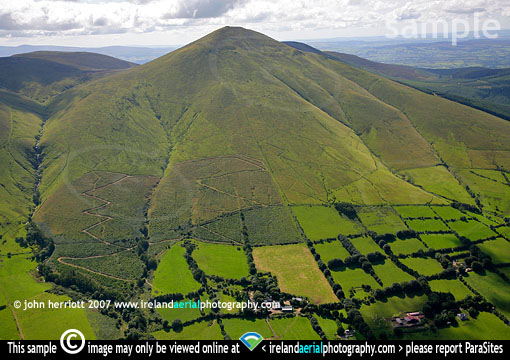 Templehill Mountain Galtees
