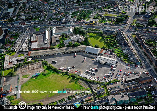 Capwell Bus Depot and Turners Cross