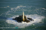 Fastnet rough seas