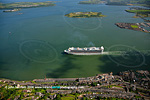 Grand Princess and Cork Harbour