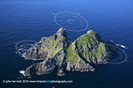 Skellig Mór, Skellig rock