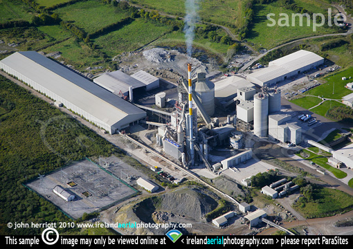 cement works Meath