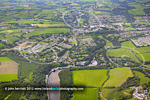 Glanmire aerial photo, Co Cork